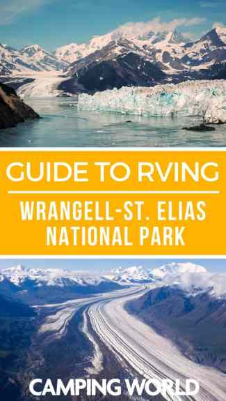 Guide to RVing Wrangell-St. Elias National Park