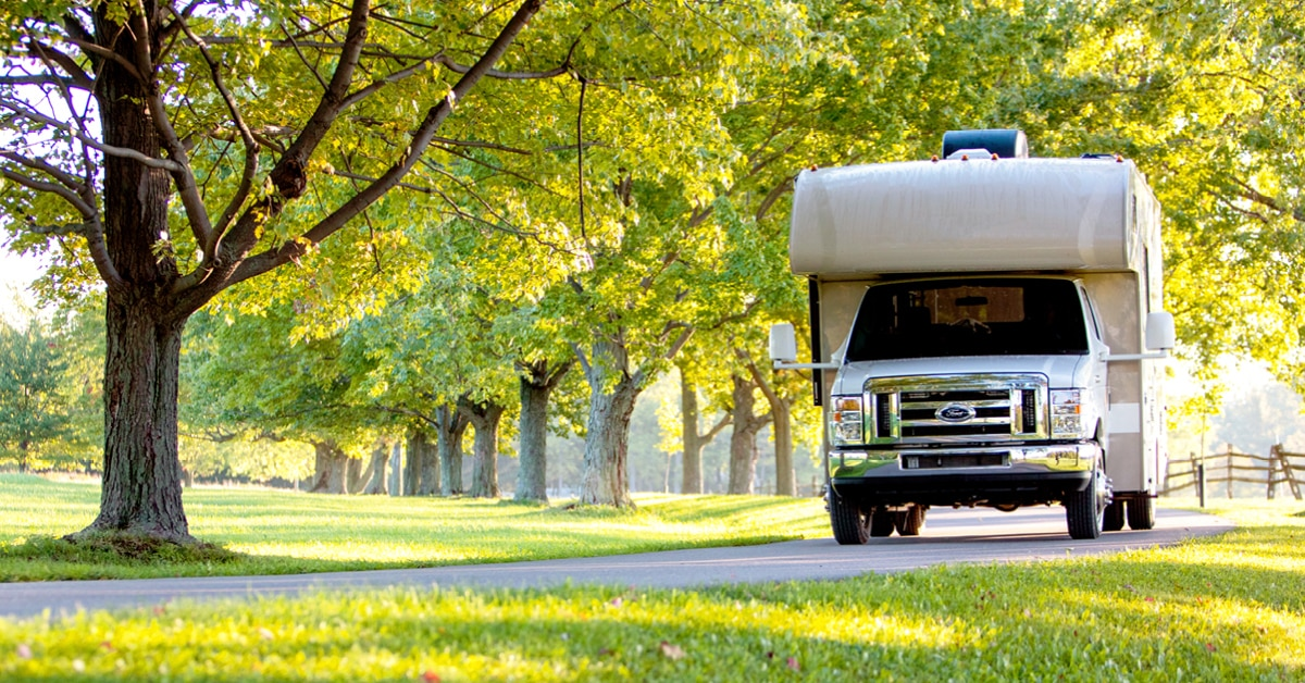before buying your first rv