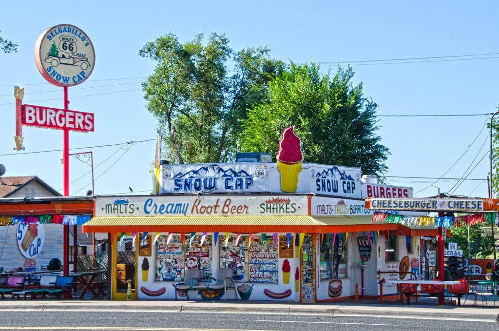 Photo Tripping America - Route 66 Western Arizona - Camping World