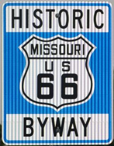Photo Tripping America - Route 66 Missouri - Camping World