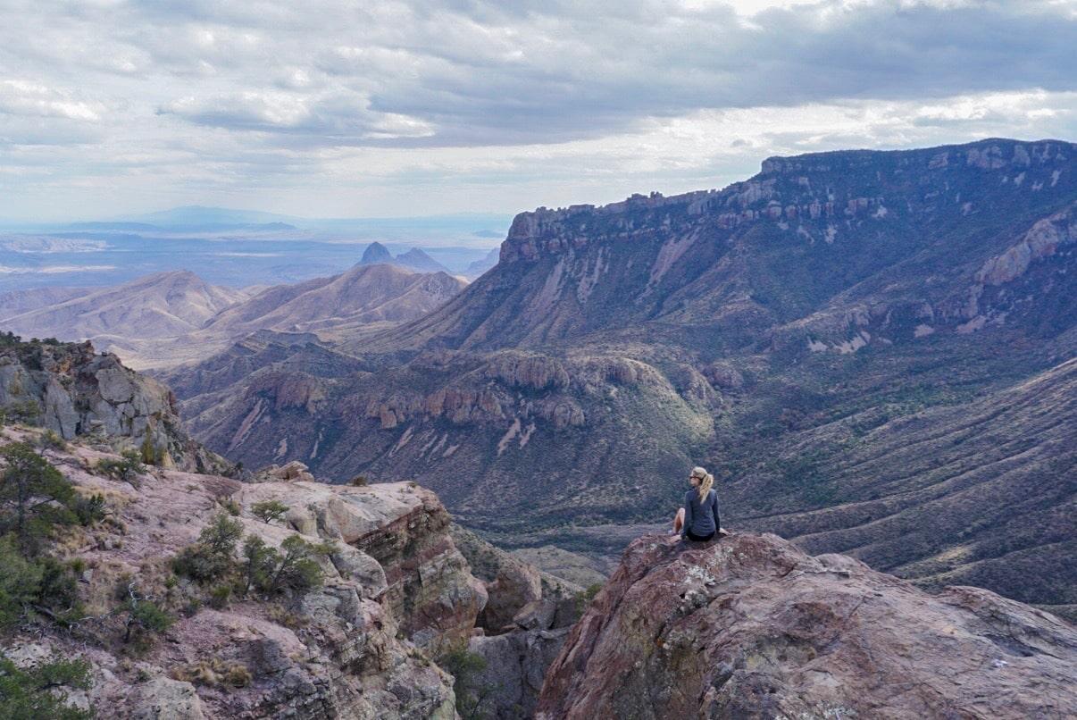 Lost Mine Trail Big Bend National Park