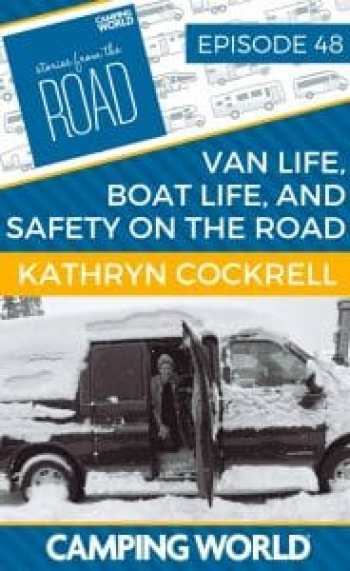 Having started her first business at 15, Kathryn Cockrell has always been up for an adventure. She's done backpacking, van life, and now boat life (she lives on a 1985 yacht!). With all her experience in traveling, and her 3rd degree black belt in Taekwondo, Kathryn has a lot of tips on solo travel and safety on the road. #rvlife #camperlife #happycamper #boatlife #vanlife #storiesfromtheroad #travelsafety #solotravel #martialarts