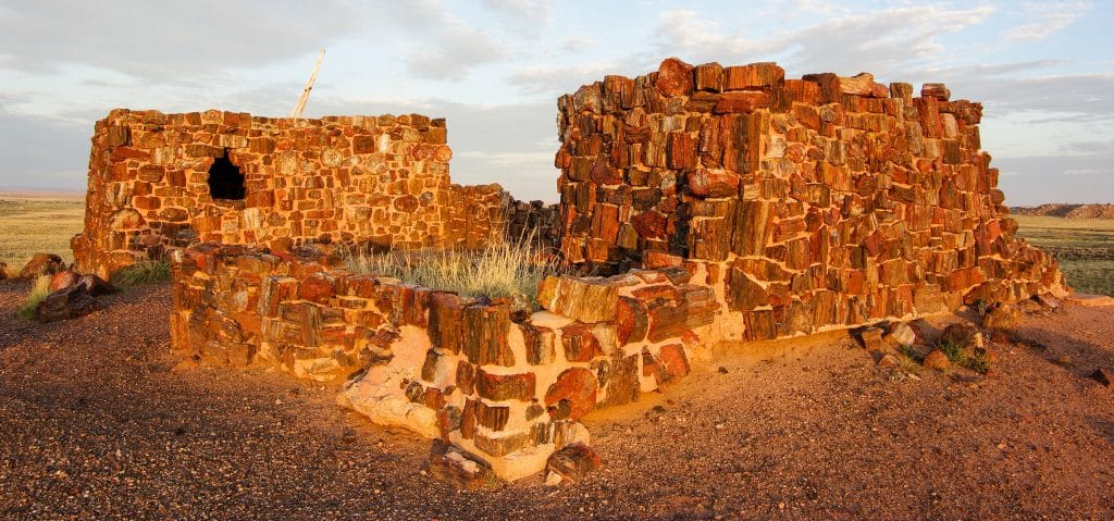 Photo Tripping America - Petrified Forest - Camping World