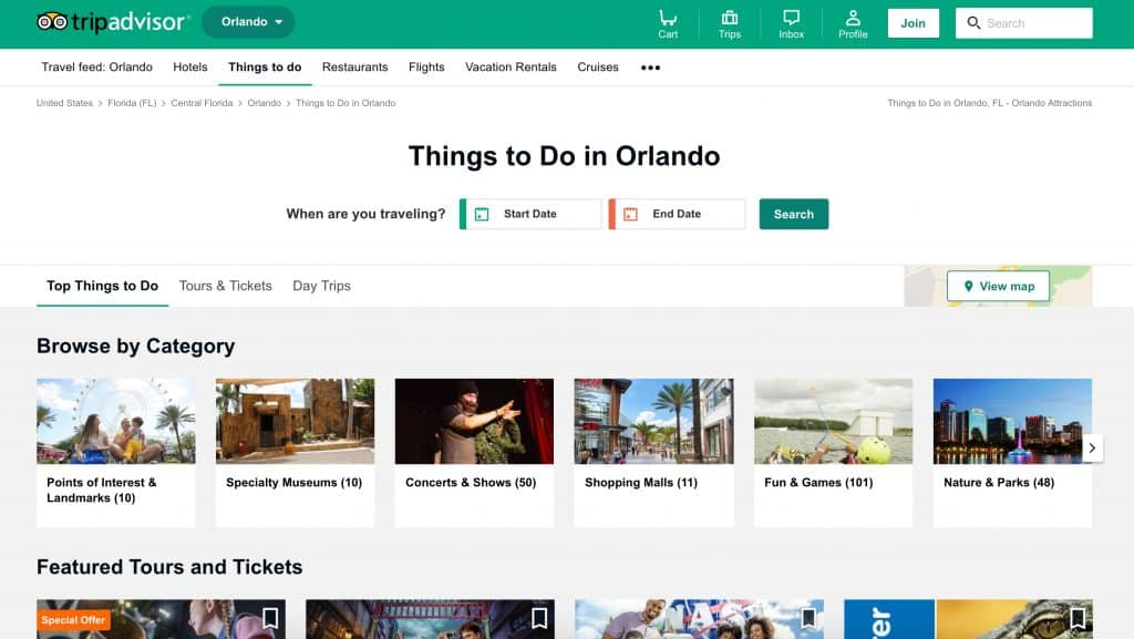 Things to do on your RV trip - Trip Advisor