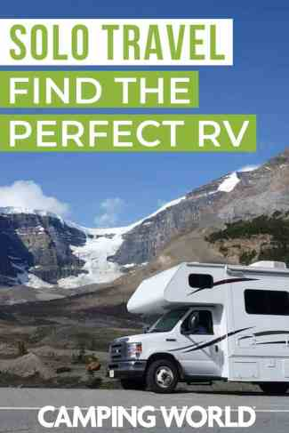 Today, we'll look RV floorplans for the solo traveler. All RV owners have gone through the same process of narrowing down which types of RVs would fit their lifestyles: a motorized vehicle or pulling a trailer. Let's break down the pros and cons for each to find the perfect fit for your solo travels. #solotravel #solotraveler #rving #rvlife #camper #camping #camperlife #happycamper