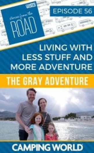 The Gray Adventure on Stories from the Road podcast