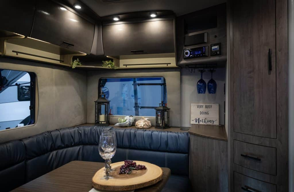 Imagine turning on the lights and A/C in your RV remotely while on your way back from adventuring.
