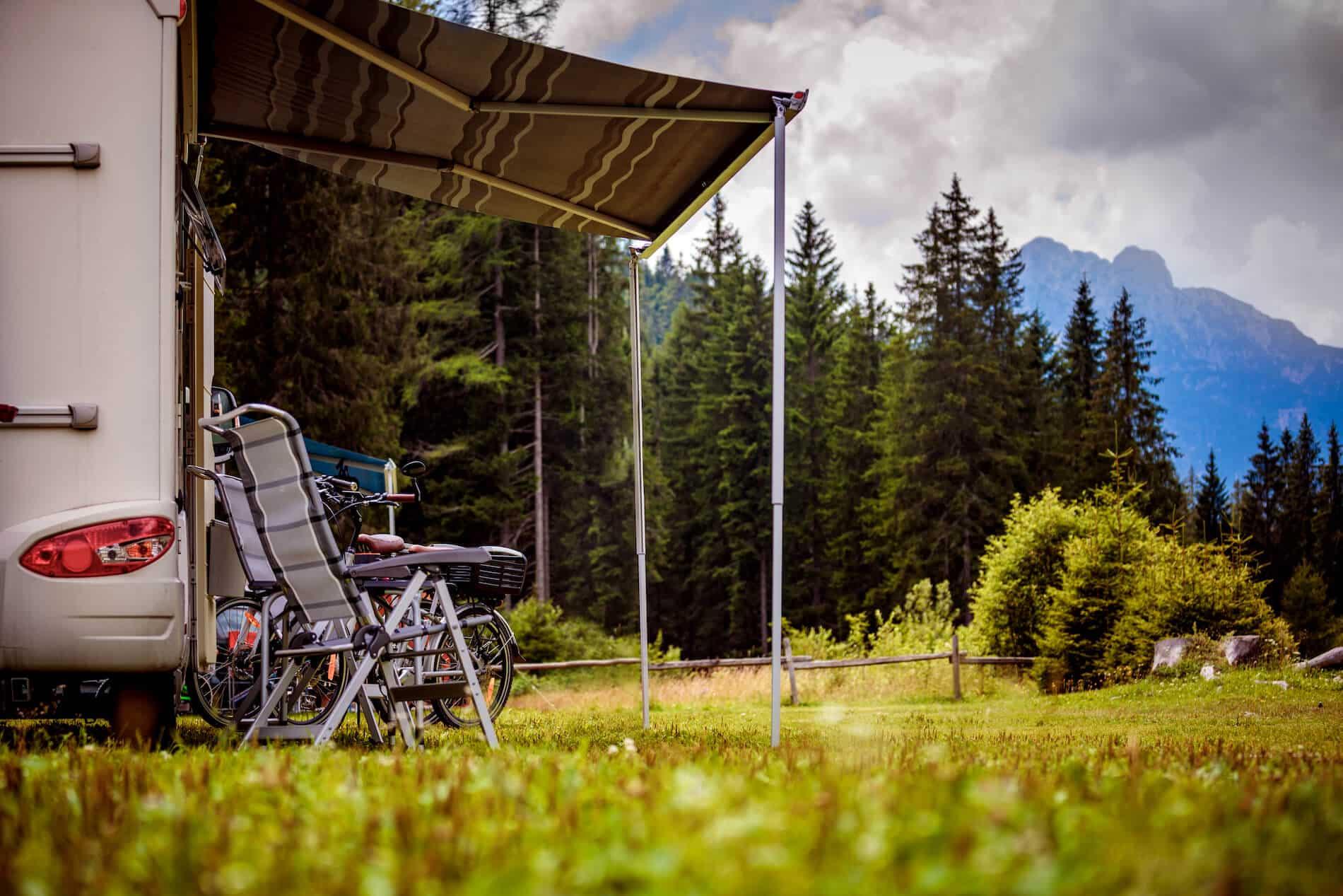 Summer camping plans