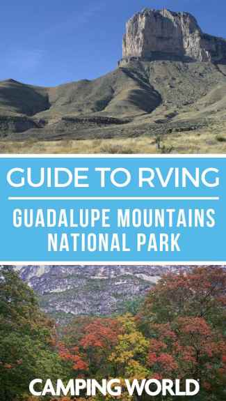 Camping World's Guide to RVing Guadalupe Mountains National Park