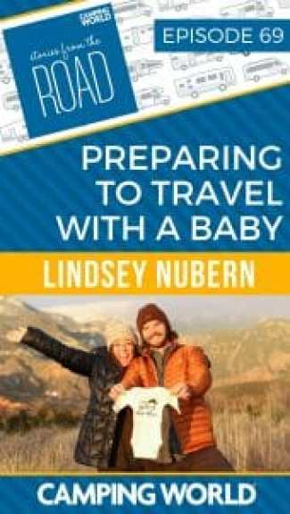 Preparing to Travel with a Baby with Lindsey Nubern