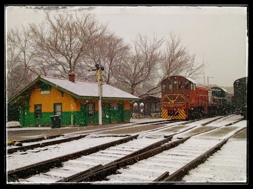 Excursion Trains in Alabama - North Alabama Railroad Museum Depot