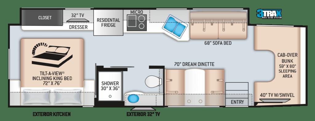 super c floorplan