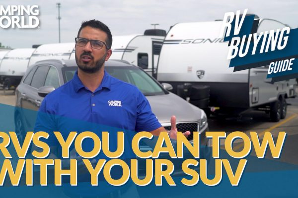 RVs you can tow with your SUV