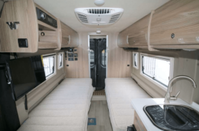 Interior - Winnebago Travato