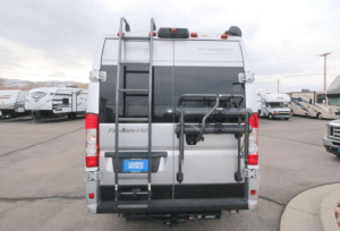 Winnebago Travato Exterior Rear