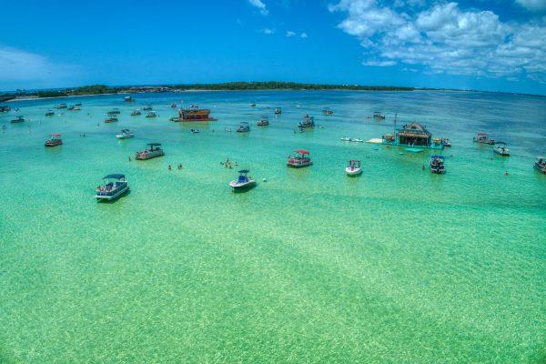 Crab Island, Destin, Florida
