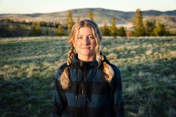 Savannah Cummins, traveling adventure photographer.