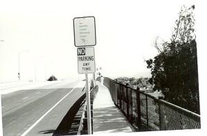 CWCS - Completed Pedestrian Bridge