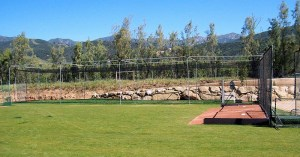 Batting cages avialable temporary or permanent