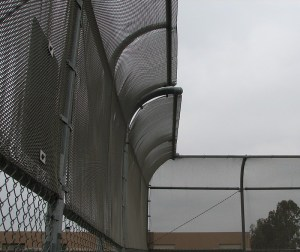 Anti-Climb Fence