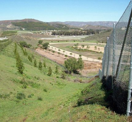 CWCS: Highway Chain Link Fence