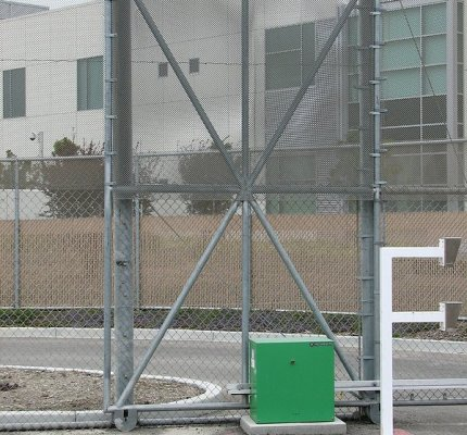 Non Lethal Detention Protection