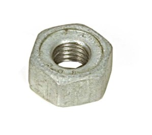 Guardrail Hex Nut
