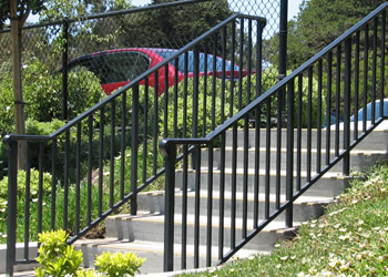 C&W Custom Designed Railings