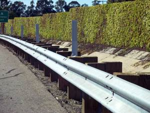 Guardrail Reconstruction