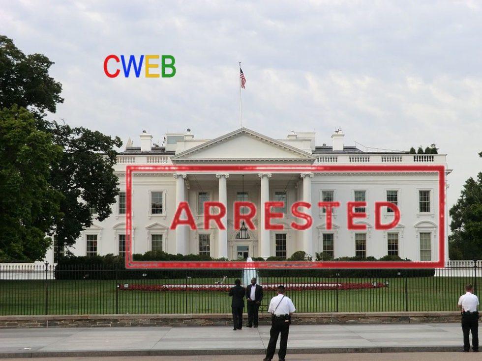 whitehousearrestedintruder
