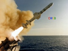 AGM-84_Harpoon_launched_from_USS_Leahy_(CG-16)