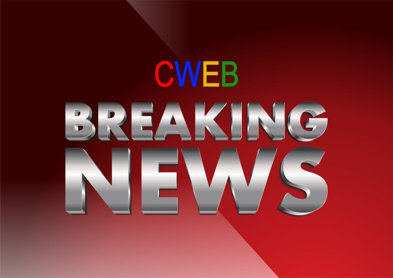 breaking news cweb