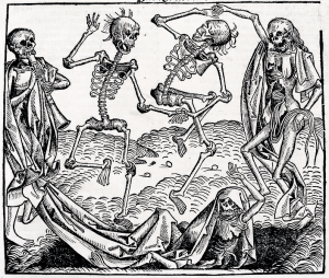 Ebola – the new Black Death