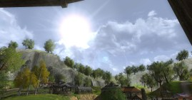Sunshine in the Bree-land Homesteads
