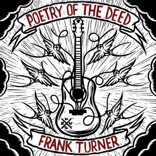 frank turner poetry of the deed