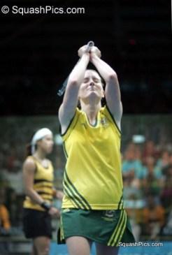 CG18 Semi - Natalie is elated after beating David 06CG3389