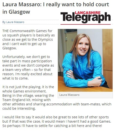 Read Laura's Blog