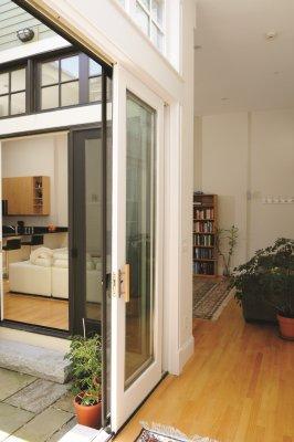 patio door installation continental