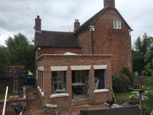 C Whyman Building Services Cannock - Orangery