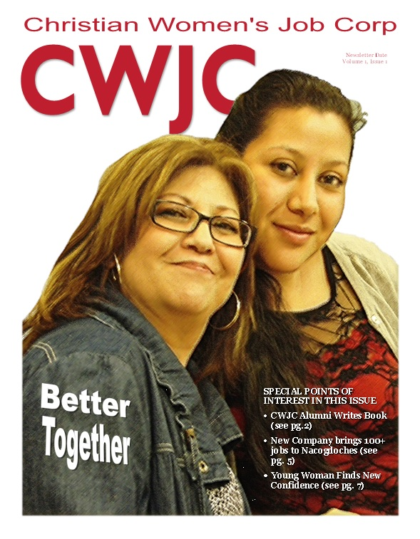 Cover of CWJC Newsletter Fall 2019 edition