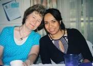 Margie and Lourdes