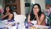 Rosy and Saira