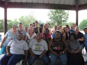 May 2011 Alumni Family Day