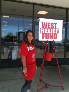 CWJC Alumni ring bells for West Relief Fund