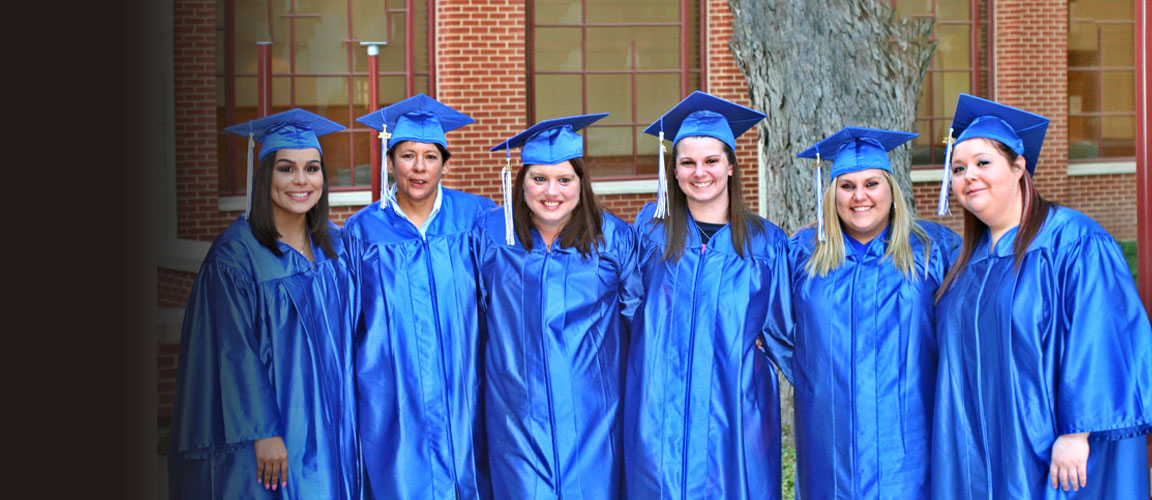 2018 CWJC Graduates