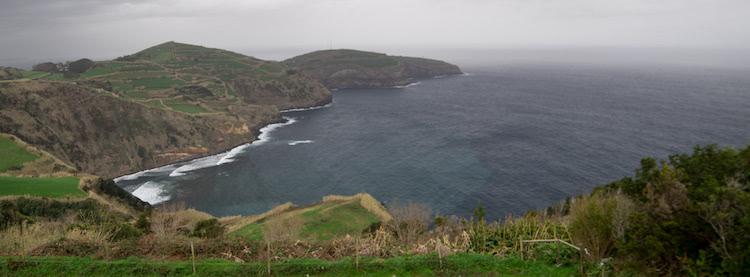 Azores Coastline View Thumbnail