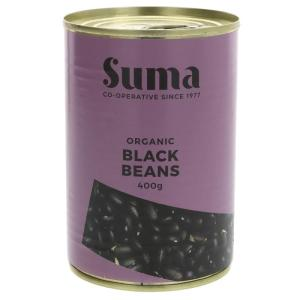 Suma Organic Black Beans