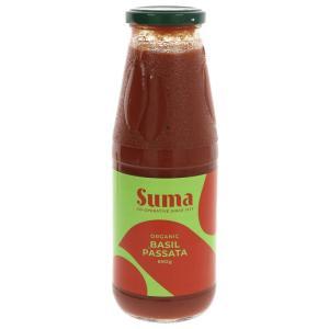 Suma Organic Passata + Basil