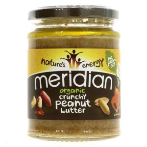 Meridian Crunchy Pnb N'salt Organic