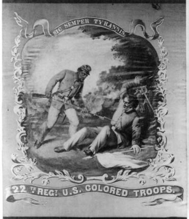 22th Regt. U.S. Colored Troops